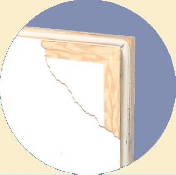 bodentreppen bodentreppe classic h he bis 270cm gr e 100x80cm 4 teilige holzleiter. Black Bedroom Furniture Sets. Home Design Ideas